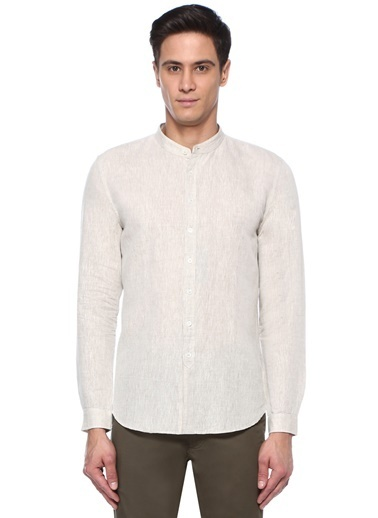John Varvatos Gömlek Beyaz